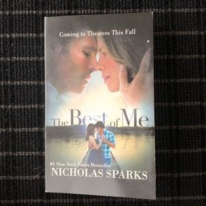 The Best of Me - Nicholas Sparks